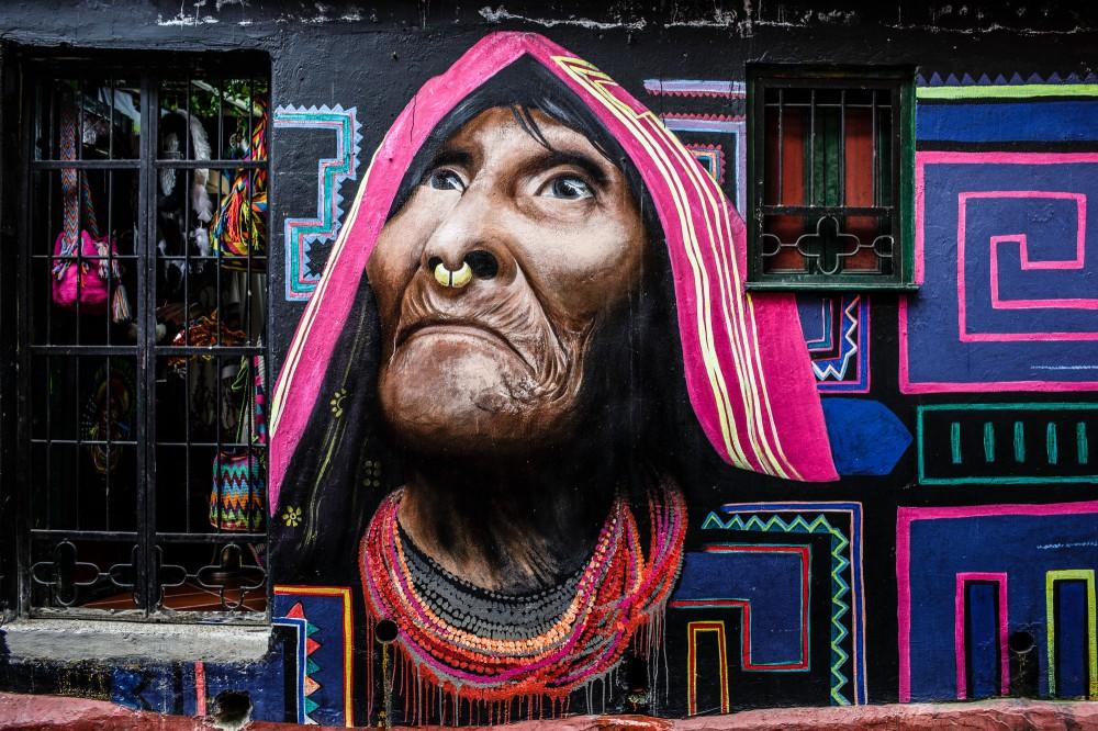 Destinations in Bogota / Colombia