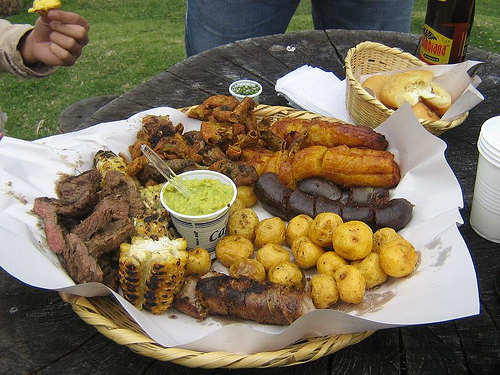 colombian dish